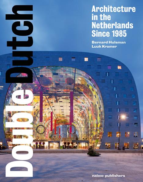 Double Dutch architecture book cover Nai010