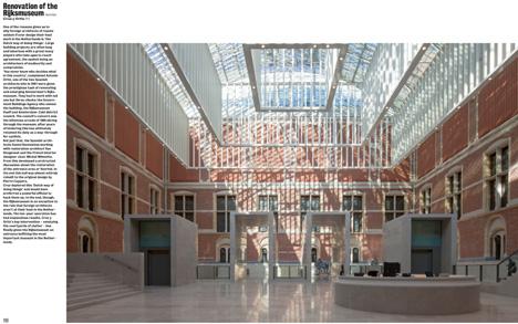 Double Dutch architecture book page spread Nai010