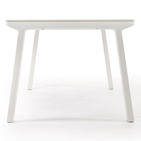 Drawer Table by Ineke Hans for Arco