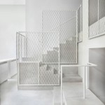 David Chipperfield kicks off Driade role with Milan showroom interior