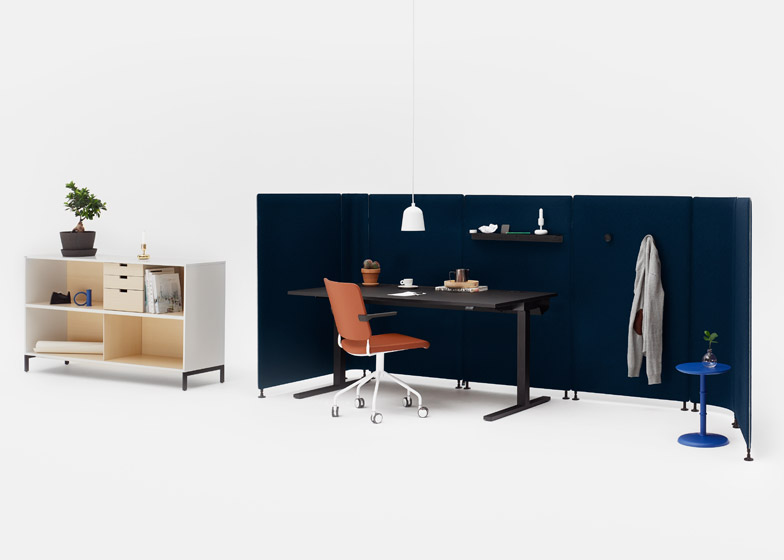 Ease by Andreas Engesvik and Jens Fager for Edsbyn
