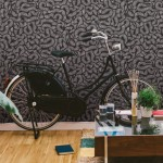 Feathr launches wallpaper by tattooists, graffiti artists and surfwear designers
