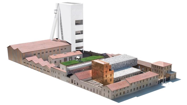 AMO's Fondazione Prada to open in Milan