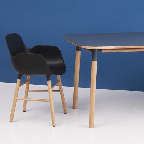 Normann Copenhagen launches Form furniture by Simon Legald