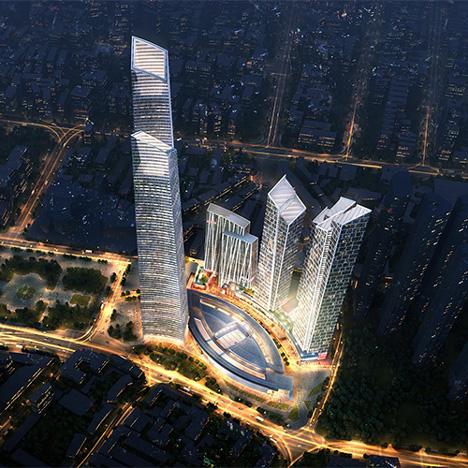 Forum 66 Tower 2 China