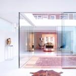 Studio OxL converts a carpenter's workshop into a live-in garage