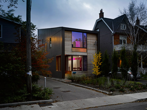 Garden House by LGA Architectural Partners