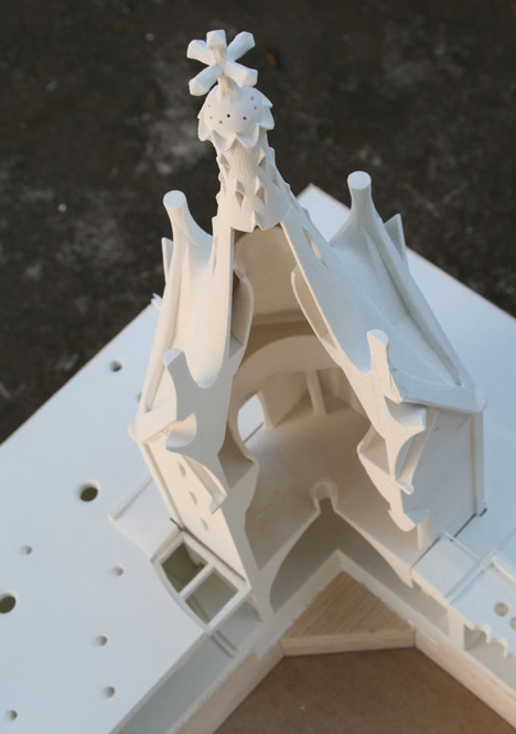 Chilean chapel will become Gaudí's first project outside Spain