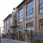 Five architects shortlisted to restore Mackintosh's Glasgow School of Art