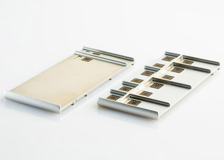 Google Spiral 2 prototype Project Ara modular smartphone