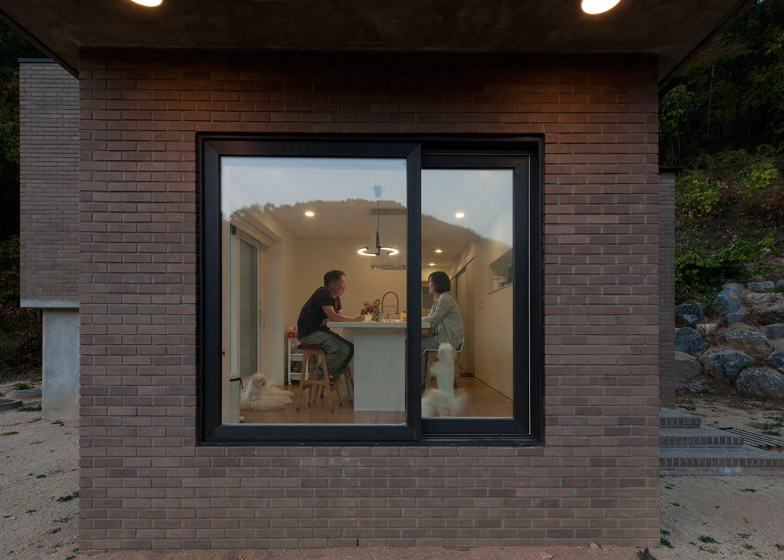 House in Sang-an by Studio GAON