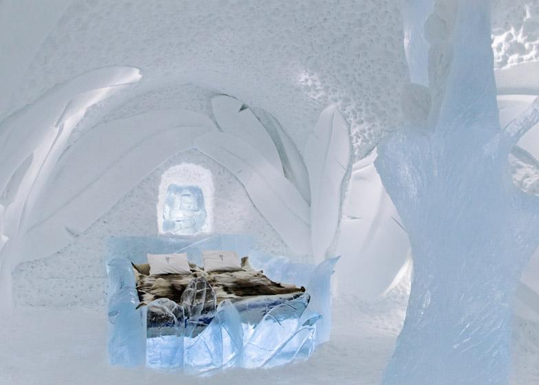 Icehotel 2015 Jukkasjarvi, Sweden