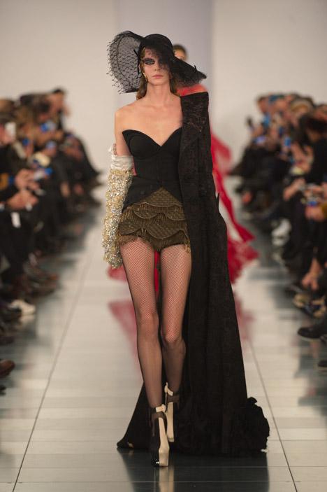 John Galliano's Artisinal haute couture for Maison Martin Margiela