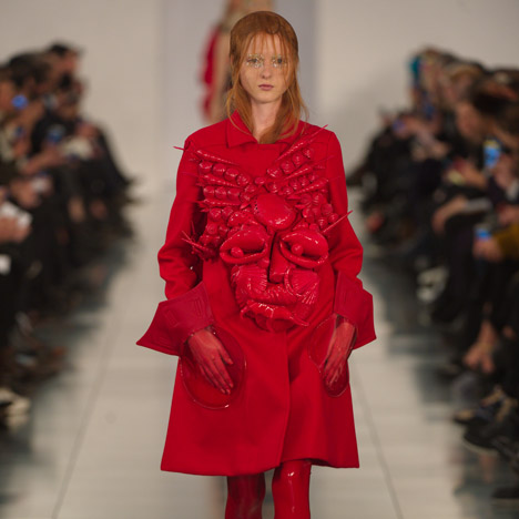 John Galliano's Artisinal haute couture for Maison Martin Margiela