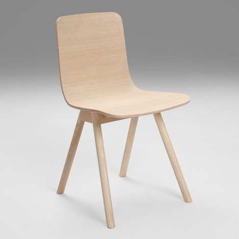 Jasper Morrison designs Kali chair<br /> to fund African orphanage