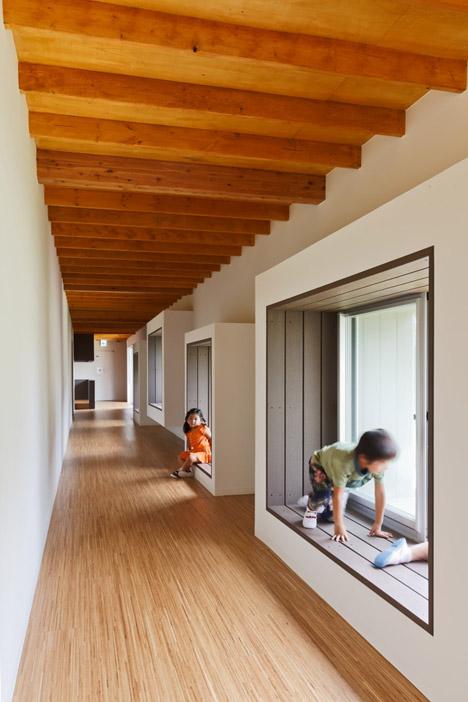 Kindergarten by Hibino Sekkei