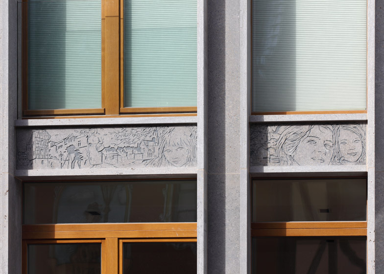Kleine Rittergasse 11 by Franken Architekten