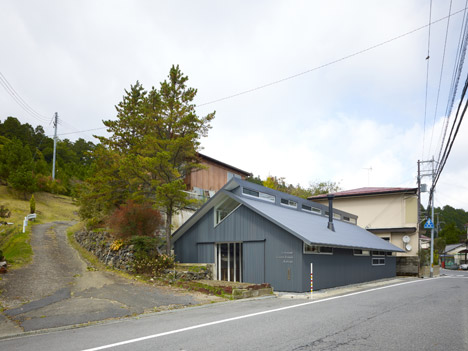 Koyasan Guest House by Alphaville Architects