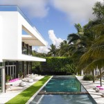 Poggi Design furnishes Miami Beach property with Luminaire products