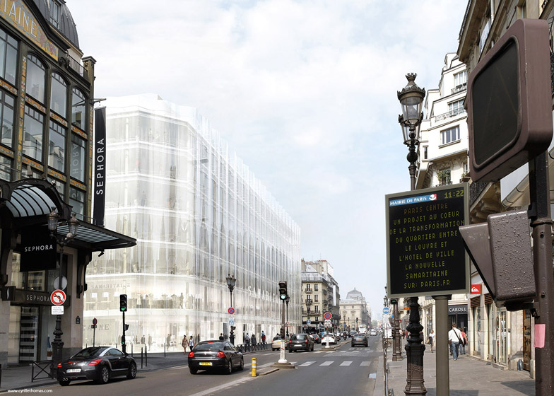 La Samaritaine by SANAA