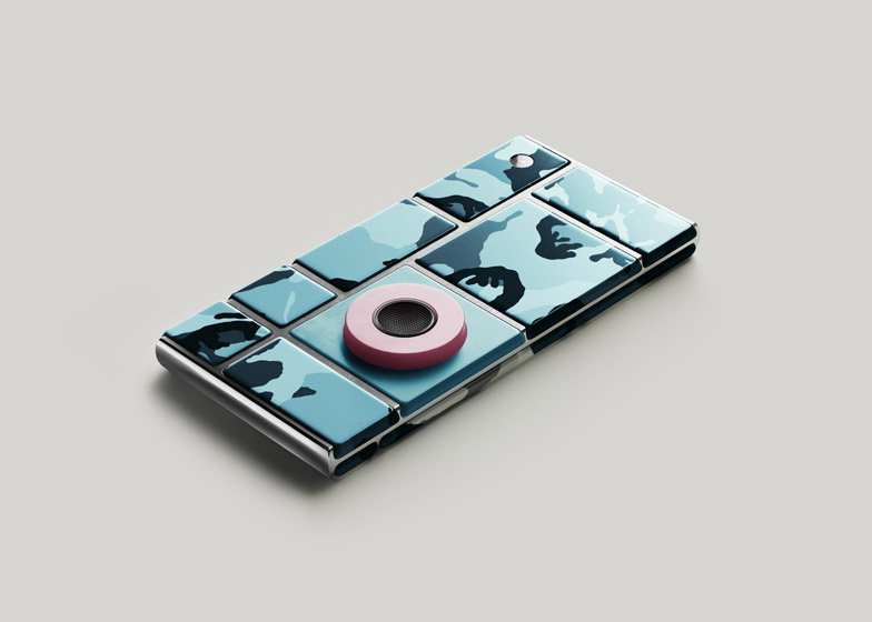 Lapka and Google Project Ara