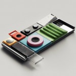 Health-monitoring components designed for Google's Project Ara modular smartphone