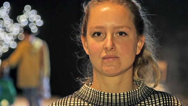 Lilian van Daal portrait