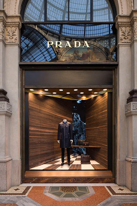 Martino Gamper for Prada