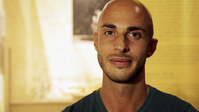 Maurizio Montalti of Officina Corpuscoli
