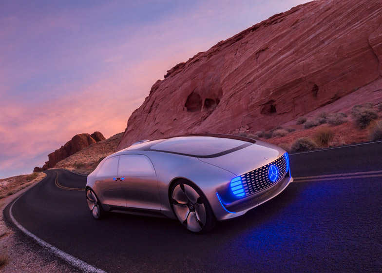 Mercedes F 015 >> Mercedes Benz S Unveils Luxurious Driverless Living Space