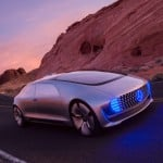 "Mercedes-Benz's latest concept car is a driverless ""living space"""