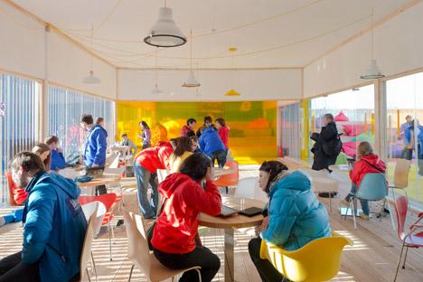 Microsoft Technology Pavilion by Nowadays