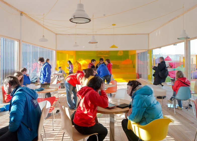 Microsoft Technology Pavilion by Nowadays