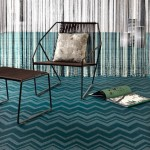 Bolon reinterprets Missoni's iconic zigzag for new flooring collection