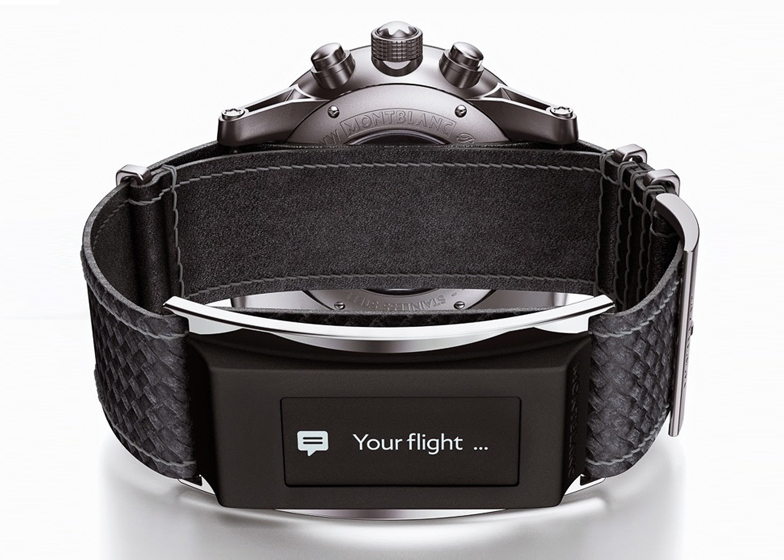 e-Strap by Montblanc