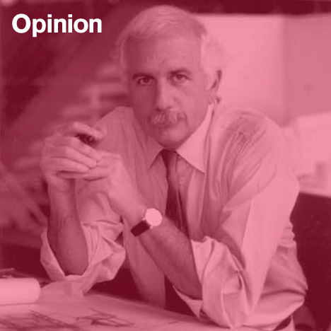 Alexandra Lange on the American Institute of Architects' decision to award Moshe Safdie the Gold medal