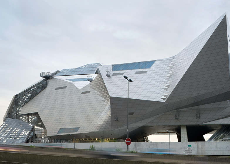 Musée des Confluences by Coop Himmelb(l)au