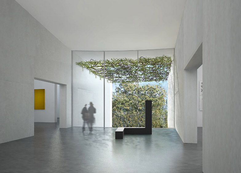 Houston's Museum of Fine Arts unveils campus redesign by Steven Holl