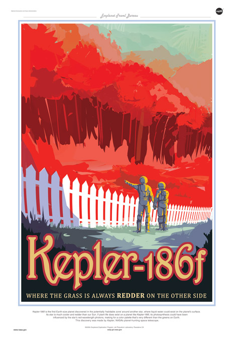 NASA movie posters