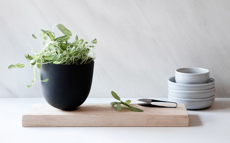 Grow Pot by Hallgeir Homstvedt for Menu