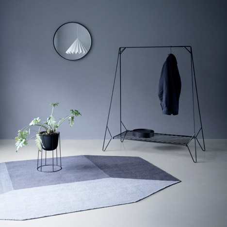Volume Rug by Sylvain Willenz for Menu