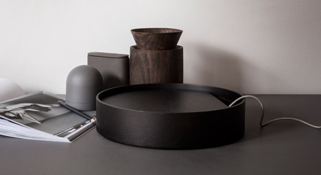 Round Box by Sarah Böttger for Menu