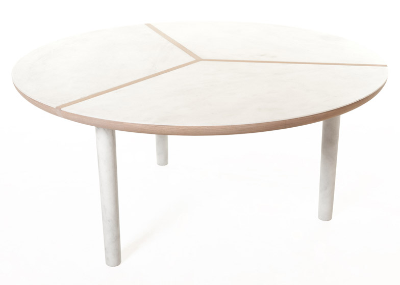 Marlon Table by Luca Nichetto