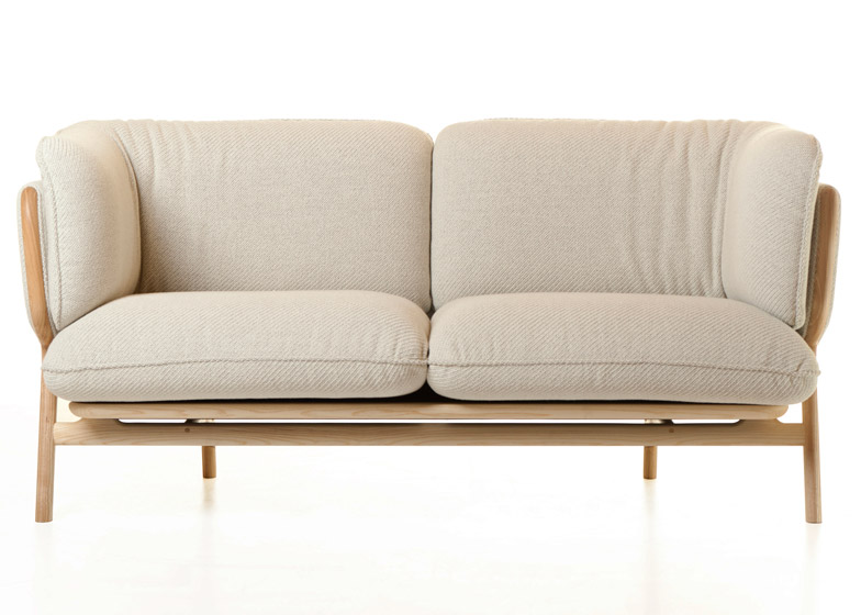 Stanley Sofa by Luca Nichetto