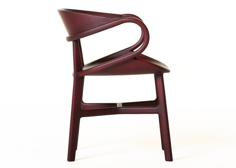 Vivien Chair by Luca Nichetto