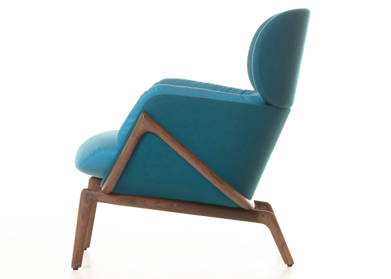 Elysia Chair by Luca Nichetto