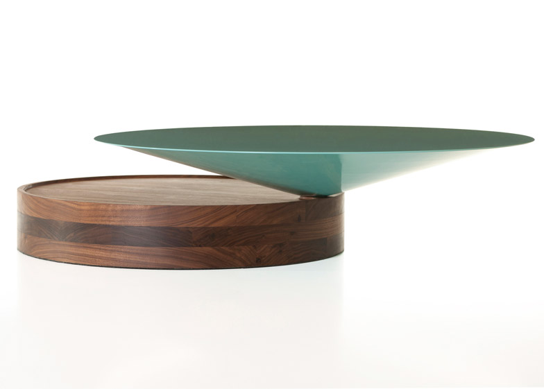 Laurel Living Room Tables by Luca Nichetto