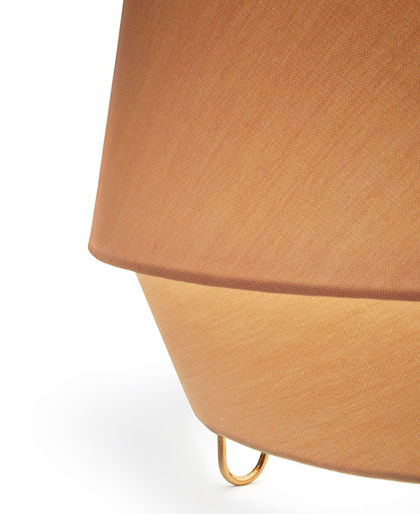 Elements lamp by Note Design Studio for Zero