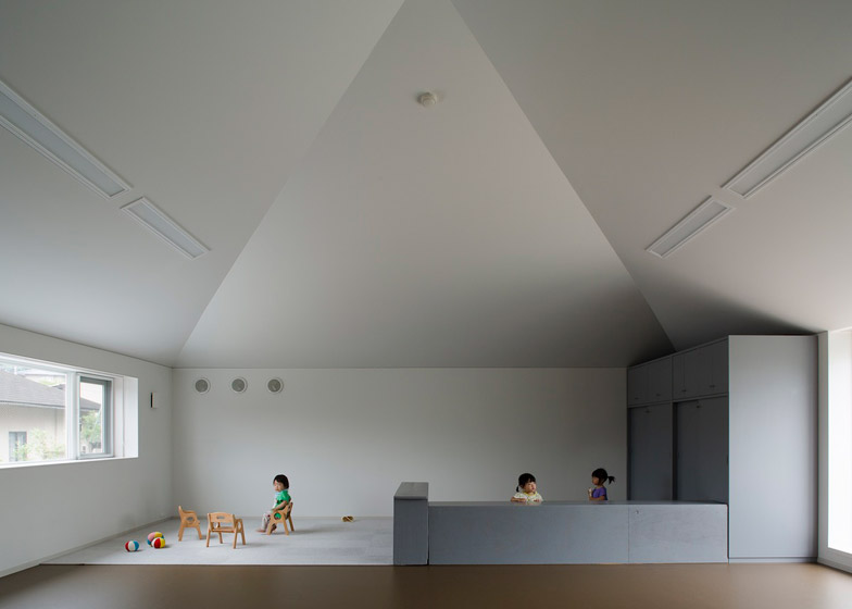 Hakemiya Nursery School by Rhythmdesign and Case-Real