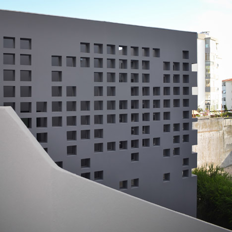 Office Conversion in Cascais by GGLL Atelier